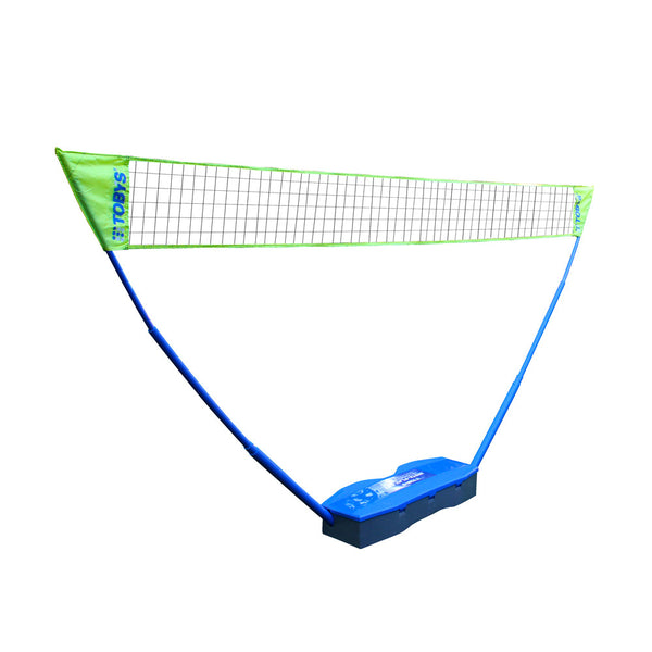 Toby's Insta-Play 3in1 Badminton/Tennis/Volleyball Net | Toby's Sports