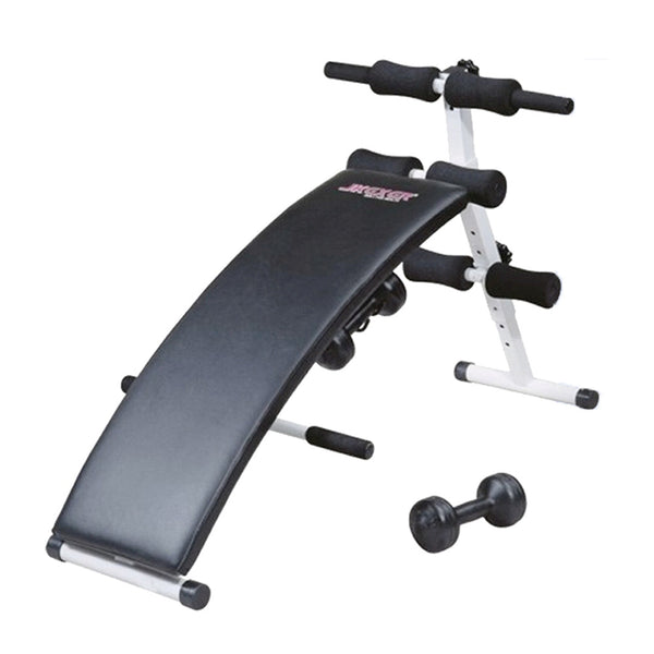 Buy the JK Exer Bench Curve at Toby's Sports!