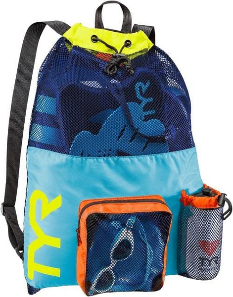 TYR Big Mesh Mummy Backpack | Toby's Sports