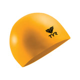 Buy the TYR Latex Swim Cap-Orange at Toby's Sports!