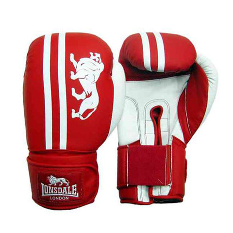 LONSDALE Lnd Club Spar Red LCLBSPARRED12 | Toby's Sports
