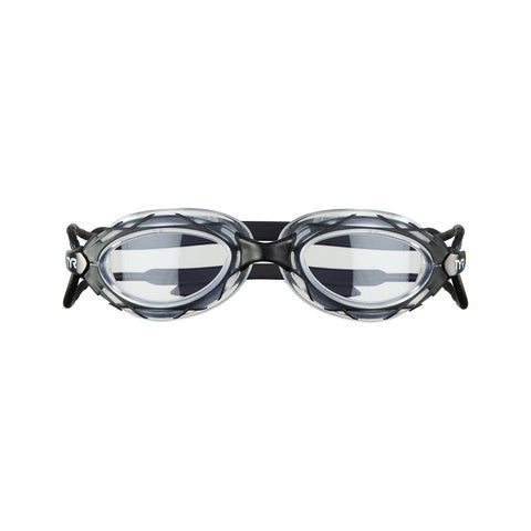 Buy the TYR Nest Pro Goggles- Black/Clear at Toby's Sports!