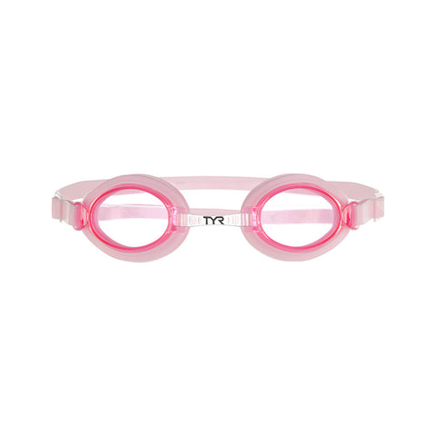 TYR Qualifier Rose Goggles