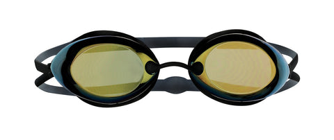 TYR Tracer Racer Goggles Metallized