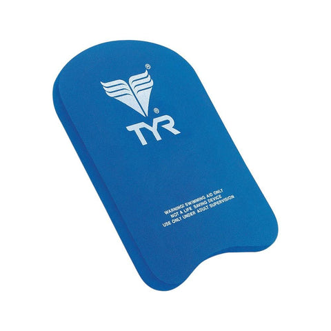 TYR Junior Swimming Kickboard Blue