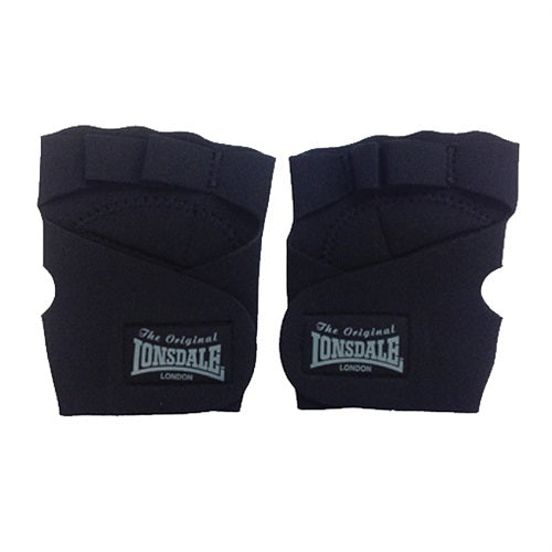 LONSDALE Neoprene Weightlifting Training Gloves LBNPWLG | Toby's Sports