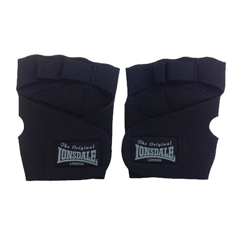 LONSDALE Neoprene Weightlifting Training Gloves LBNPWLG
