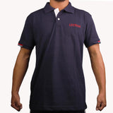 Universidad Letran Kappa Honeycomb Polo | Toby's Sports