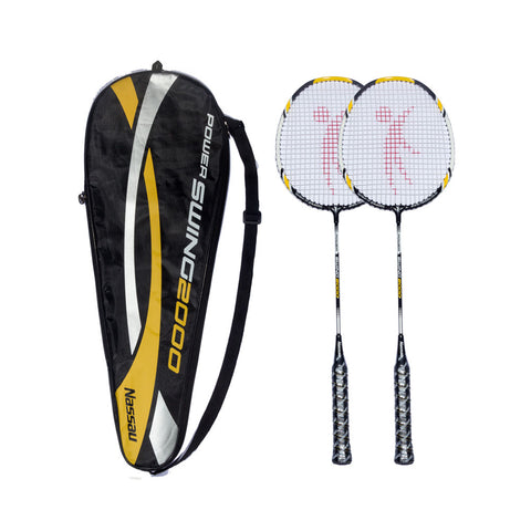NASSAU POWER SWING 2000 BADMINTON RACQUET