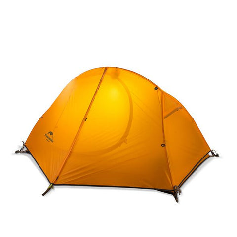 Naturehike Single Tent with Waterproof Mat | Toby's Sports