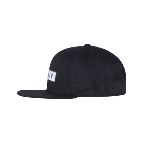 Nike Air 92 Snapback Black Cap