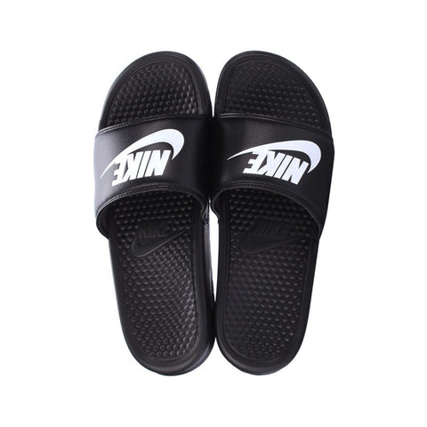 a296a5ca6161 Nike Benassi Just Do It Black Slides
