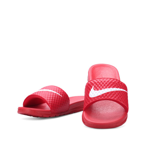 Nike Benassi Solarsoft TB University Red Slides