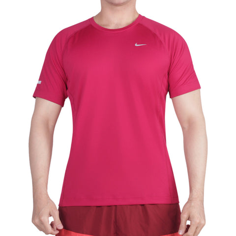 Nike Men Running Shirt AS Miler
