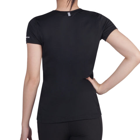 Nike Women's Miler Short Sleeve Crew Top