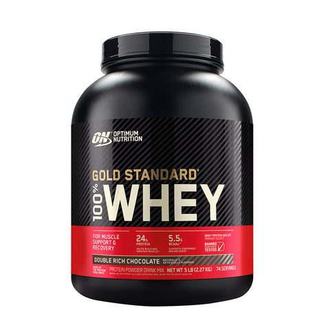 Optimum Nutrition Gold Standard  100% Whey- 5 LBS