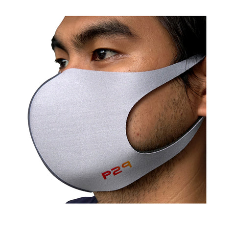 Activ P29 Plus Running Mask Grey