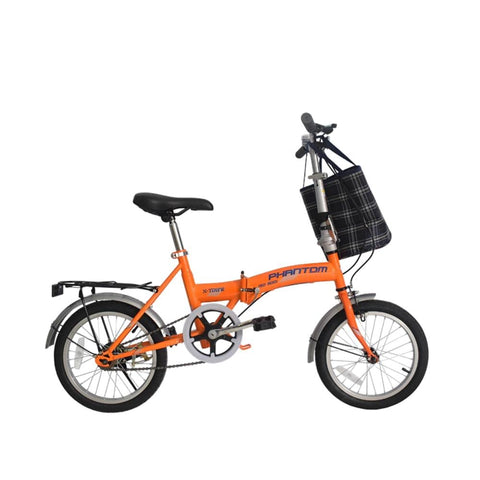 Phantom X-treme Folding Bike 16''