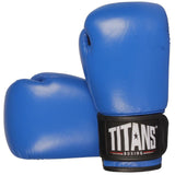 Titans Pro Style Competition Boxing Gloves | Toby's Sports