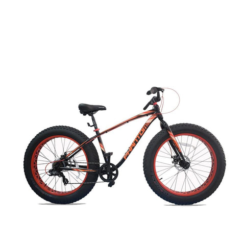 Phantom Blast Fat Bike