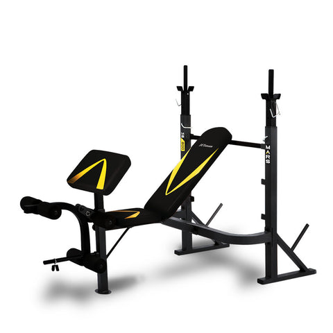 Buy the Proteus Jetstream Bench Press MB 800 at Toby's Sports