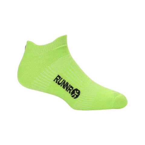 Buy the RUNNR Alpha Socks at Toby's Sports!