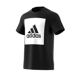 adidas Men's Essential Box Logo Tee
