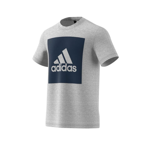adidas Essentials Men's Essential Box Logo Tee