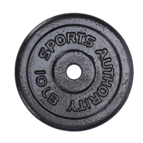 Sports Authority Barbell Plate 10 LBS