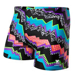 TYR Men's Belding All Over Square Leg SBBL7A-001 Multicolor