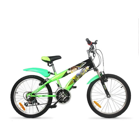 SGM Edge Junior Bike 18 Speed