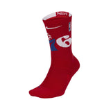 Nike NBA Philadelphia 76ers Elite Crew Socks