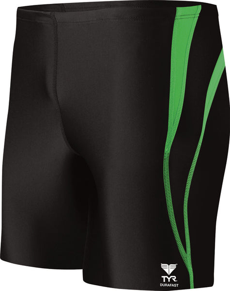 TYR Men's Durafast Splice Square Leg SPQP7A-014 | Toby's Sports