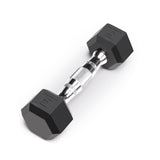 Rubber Hex Dumbbell 5 lbs