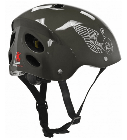 ROLLER DERBY Bomber Adult Helmet H-30A-G | Toby's Sports