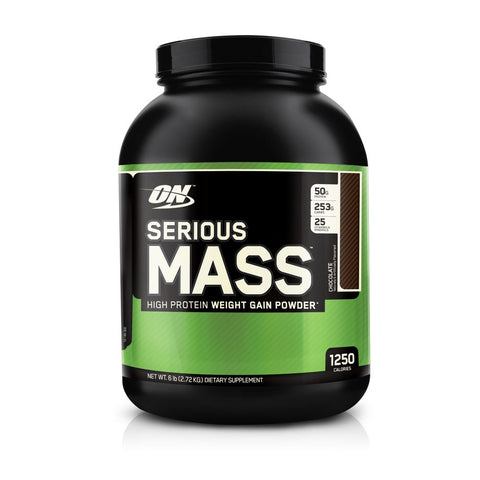 ON Serious Mass | Toby's Sports