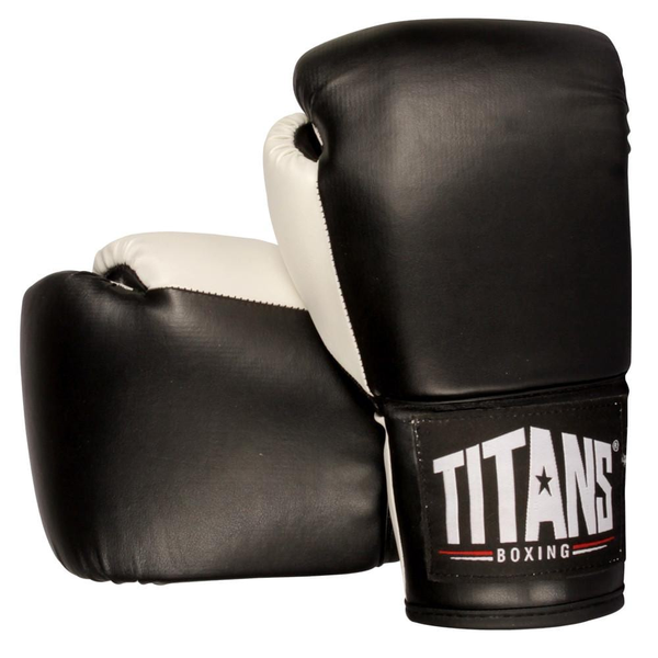 Buy the Titans Training Boxing Gloves at Toby's Sports!