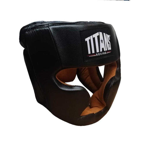 Titans Head Gear