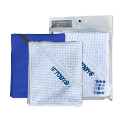 Toby's Micro-Fiber Towel | Toby's Sports