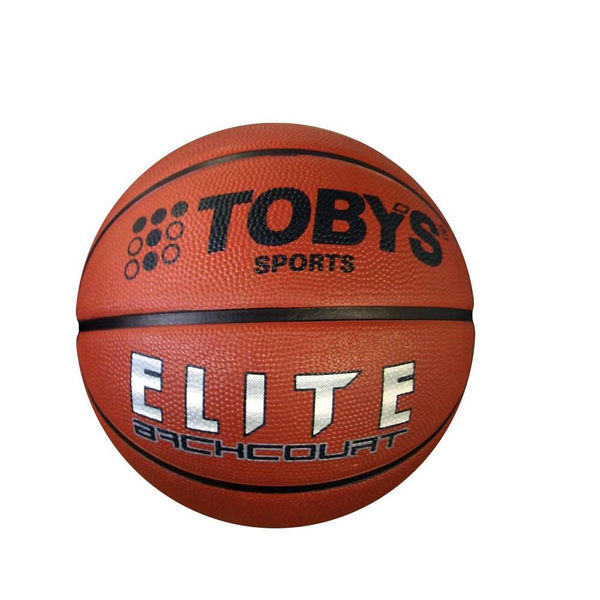 Buy the Toby's Elite Backcourt Ball at Toby's Sports!