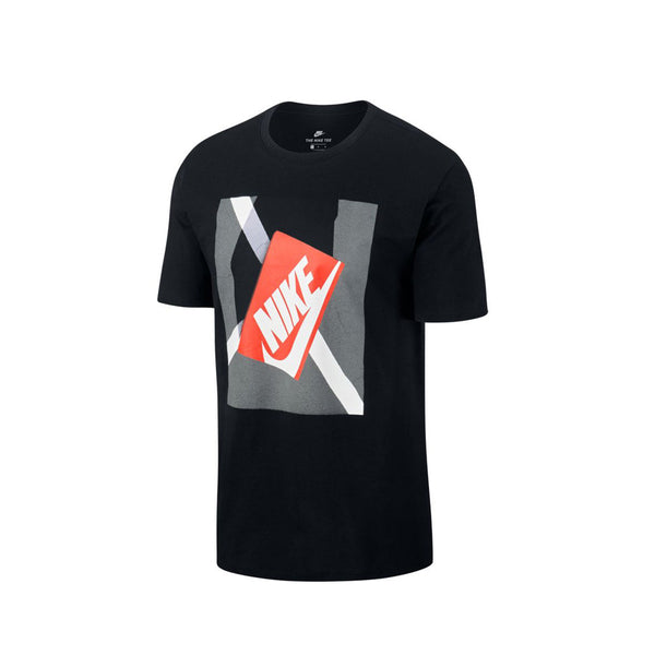 Buy the Nike AS NSW Shoebox Photo Tee-850672-010 at Toby's Sports!