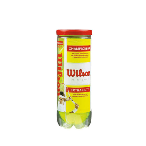Wilson Champ XD 3 Tennis Ball Can
