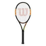 WILSON Tennis Racquet Burn 95 Frame WRT727110 Black/Orange