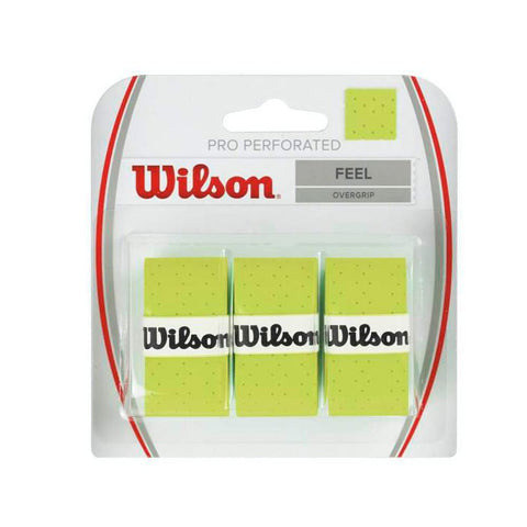 Wilson Perforated Green Overgrip