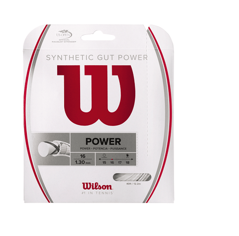 WILSON Strings Syn Gut Power WRZ945100 | Toby's Sports