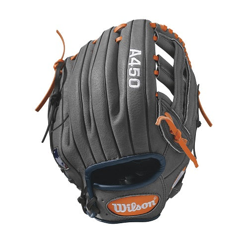 WILSON Baseball Gloves A450 Advisory Stf WTA04RB17DW5 | Toby's Sports