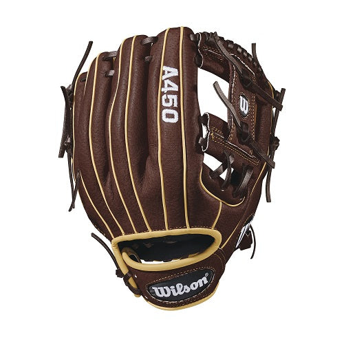WILSON Baseball Gloves A450 Advisory Stf WTA04RB181787 | Toby's Sports