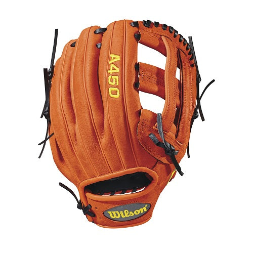 WILSON Baseball Gloves A450 Advance Staff WTA04RB181799 | Toby's Sports