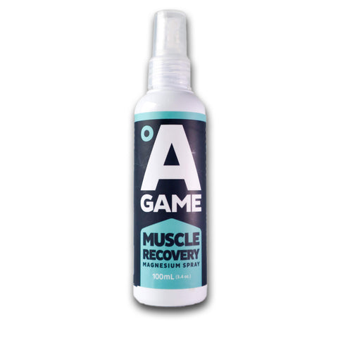A Game Muscle Recovery Magnesium Spray 100 ML | Toby's Sports