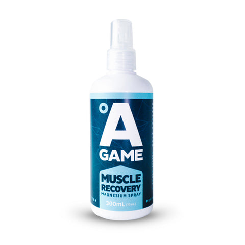 A Game Muscle Recovery Magnesium Spray 300 ML